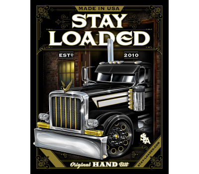 404567fc536 Stay Loaded Original Hand Bilt T-Shirt